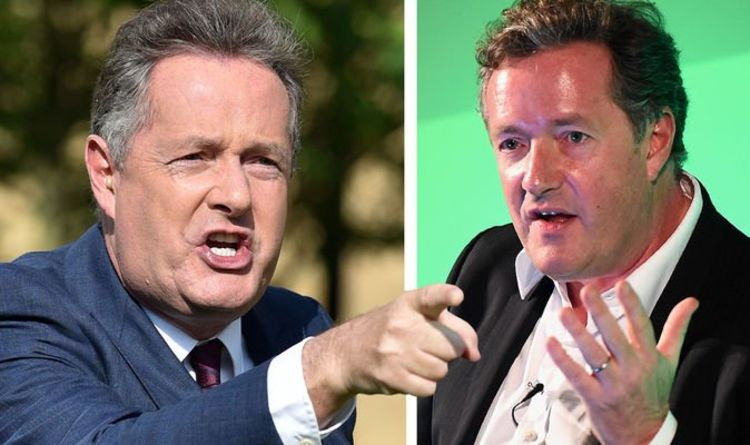 Piers Morgan launches vicious tirade against 'disingenuous' celebrities: 'Get a grip'
