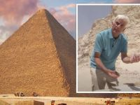 Egypt Great Pyramid construction unravelled after 'fragments of evidence' found