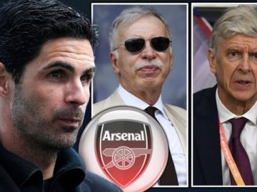 Mikel Arteta makes Arsene Wenger Arsenal claim with ruthless Stan Kroenke transfer warning