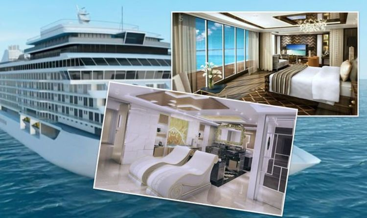 Cruise: Inside the £8,000 a night Penthouse Suite onboard world's 'most luxurious' ship