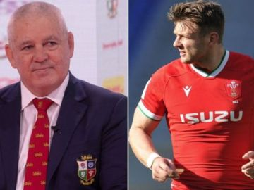 British and Irish Lions: Warren Gatland experience key vs South Africa says Dan Biggar