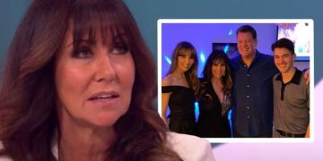 Linda Lusardi admits near-fatal battle with Covid left children 'needing therapy'