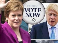 POLL: What should Boris Johnson do about a Scottish independence referendum?