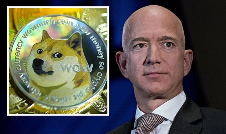 Amazon 'ready to react' and launch own crypto as Dogecoin crashes after Elon Musk's plug