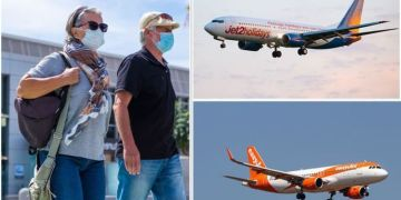 Package holidays: easyJet, Jet2, TUI & BA latest updates following 'green list'