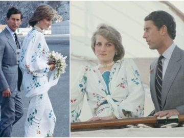 Diana and Prince Charles' Greek honeymoon cruise was devastated by secret 'blow'