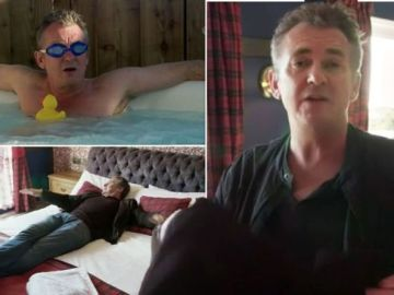Caravan holidays: Shane Richie shares holiday packing essentials for UK park stays