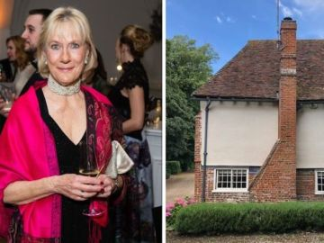 Stay at a royal house for just £130 - Princess Olga's Kent home is on Airbnb