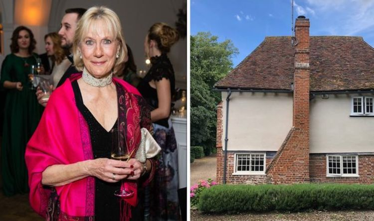 Stay at a royal house for just £130 – Princess Olga's Kent home is on Airbnb