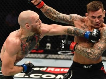 Conor McGregor's key advantage over Dustin Poirier explained ahead of UFC 264 trilogy bout