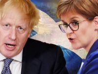 Nicola Sturgeon's EU dream could be quashed by Boris Johnson: 'Need UK permission'