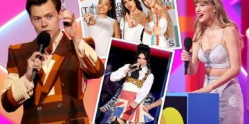 BRITS 2021 winners: Taylor Swift to Little Mix, Harry Styles and Dua Lipa