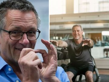 Dr Mosley reveals incredible and easy exercise that can stop the onset of Alzheimer's