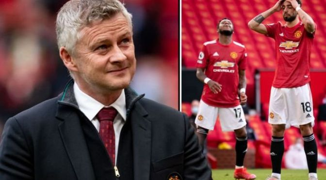 Ole Gunnar Solskjaer hits out at Man Utd stars after Fulham draw and has Villarreal worry