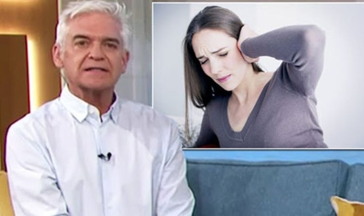 'It's never quiet in my head' Phillip Schofield opens up on suffering with tinnitus