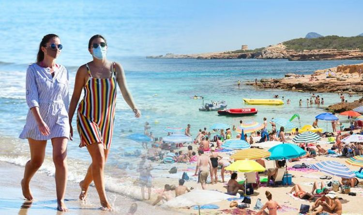 Spain holiday breakthrough: Britons will not need a negative COVID-19 test to enter