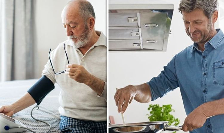 High blood pressure: One herb you can add to your meals to lower your BP reading