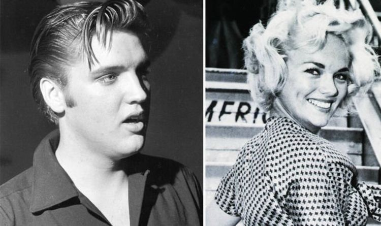 Elvis: Tearful night girlfriend Anita forced The King to tell the truth 'He was crying'