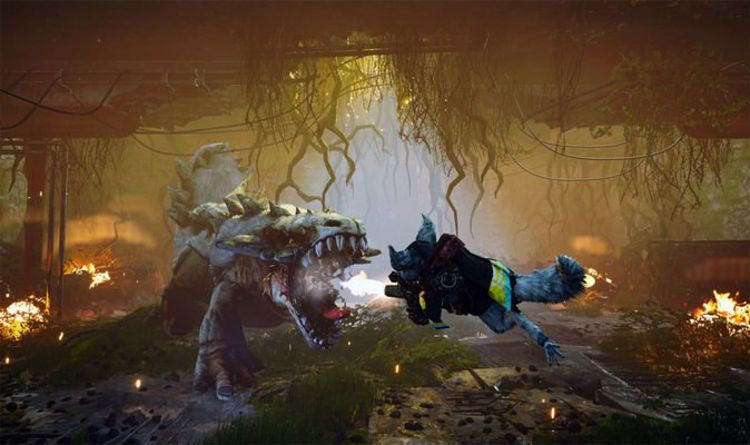 Biomutant release time confirmed for PS4 and Xbox, with Steam preload news