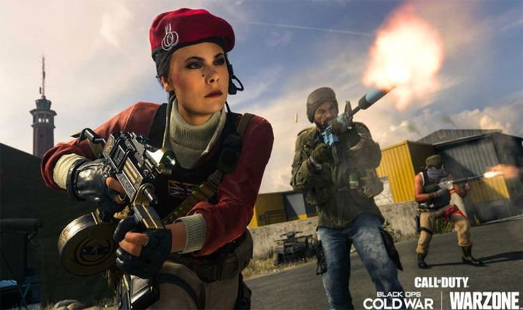 Call of Duty Warzone update: Cold War Patch news revealed for PS4 and Xbox
