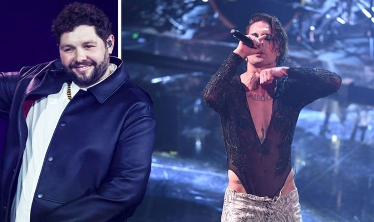 New Eurovision war as Italy and UK are within one spot of each other in UK charts