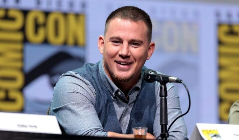 Did Channing Tatum Say He Has to 'Get Better at Acting' So He Doesn't Have to be 'Naked' in Movies?
