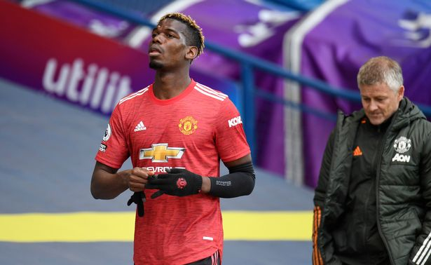 Solskjaer's defiant Pogba transfer stance made clear in four words