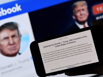 With Facebook's indefinite suspension of Trump judged 'inappropriate,' Boom Bust asks when the former president be allowed back on