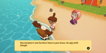 "Review: Castaway Paradise - ""Like Animal Crossing"" Indeed, Minus The Good Bits"