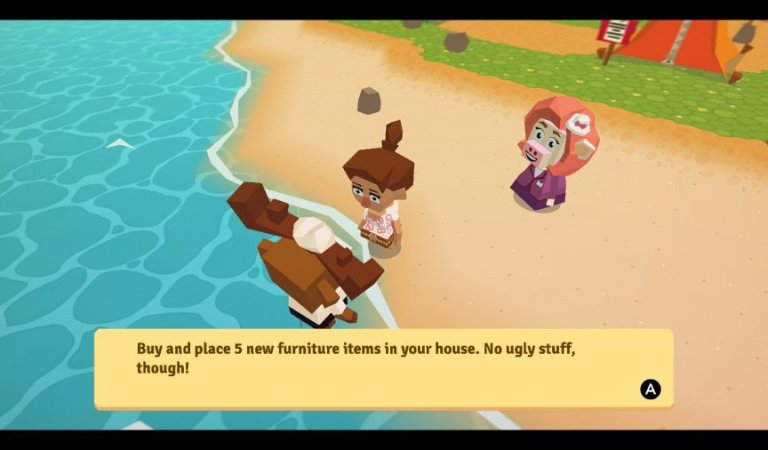 "Review: Castaway Paradise – ""Like Animal Crossing"" Indeed, Minus The Good Bits"
