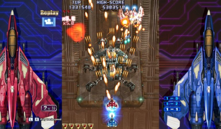 Review: Raiden IV x Mikado Remix – Another Astoundingly Good Shmup For Switch