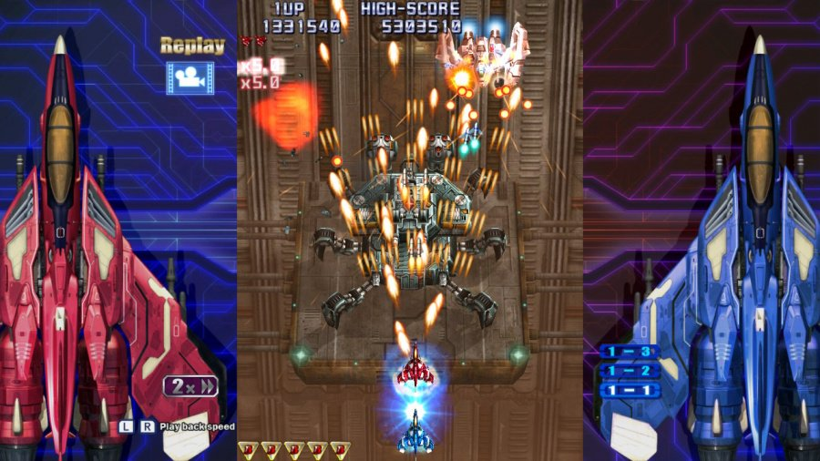 Review: Raiden IV x Mikado Remix - Another Astoundingly Good Shmup For Switch