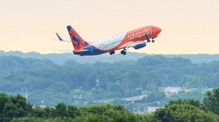 Low-cost airline launches direct flights