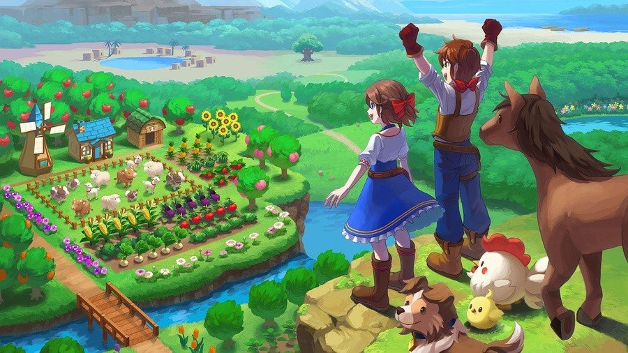Harvest Moon: One World Update Promises Longer Days And More Time With Your Animals