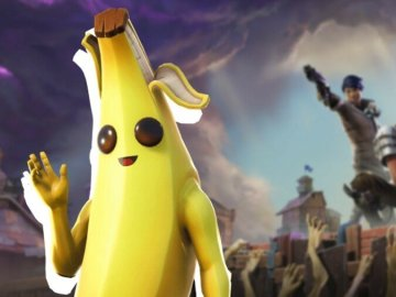 Apparently The Fortnite Banana Man Is Important In The Epic V Apple Trial