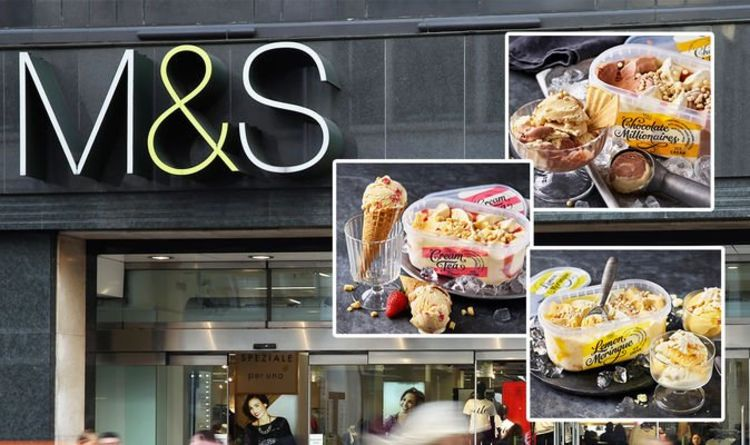 Marks & Spencer launches £8 meal deal and new ice cream but shoppers divided - 'gutted'