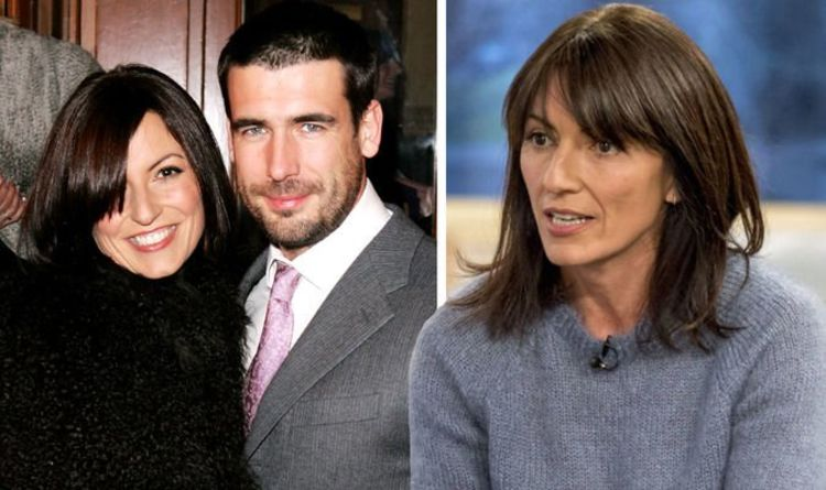 Davina McCall speaks out on 'awkwardness' of living with ex husband after split