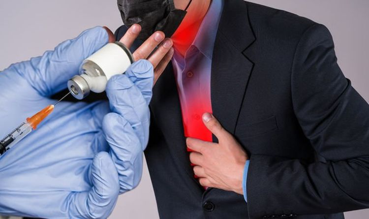 Pfizer vaccine side effects: Probable link to heart inflammation discovered - new study