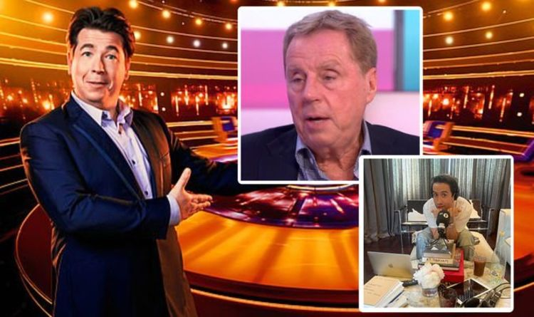 Harry Redknapp, 74, among stars forced to isolate after Covid outbreak on BBC's The Wheel