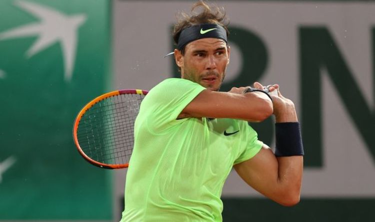 Rafael Nadal puts on French Open masterclass with effortless win over Richard Gasquet