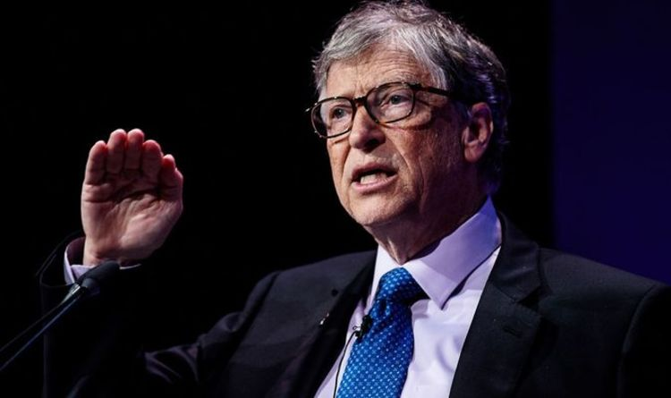 Bill Gates predicts robots will pay taxes in the future - data hints at up to £290bn in UK