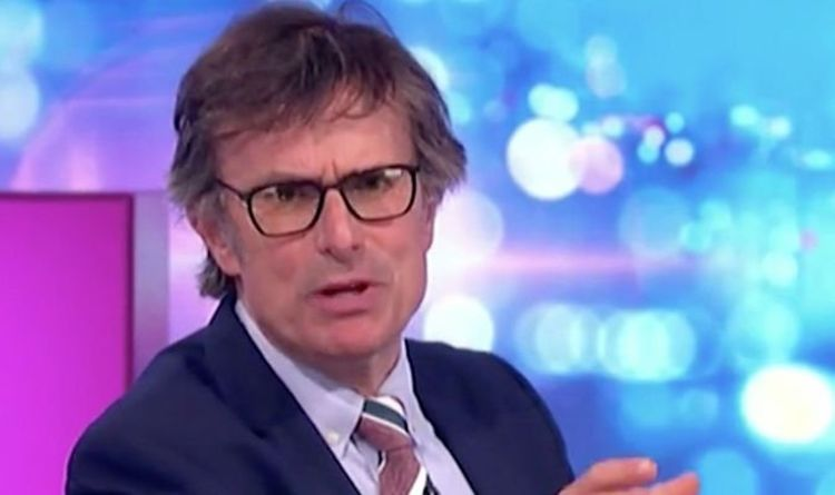 'Oh come on!' Peston explodes in furious Brexit row as he loses patience with Lewis