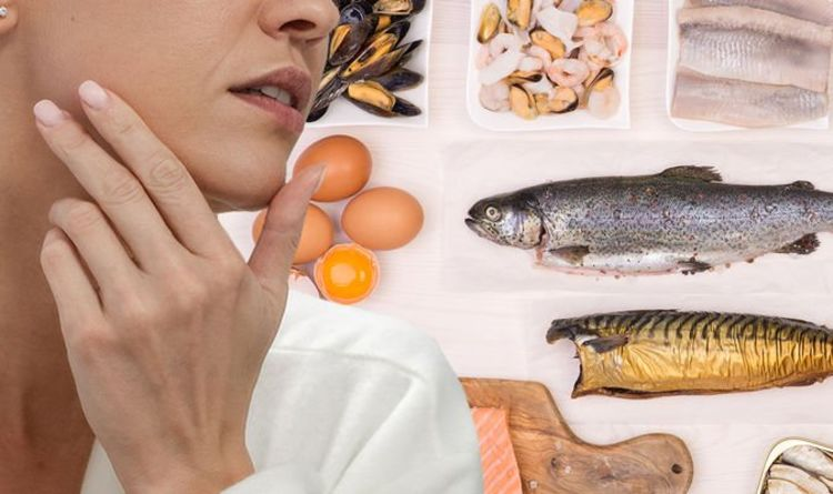 Vitamin B12 deficiency: The many facial signs indicating your levels are dangerously low