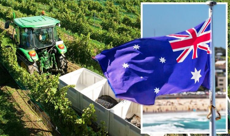 Britons able to work in Australia more freely as farm work requirement scrapped - new deal
