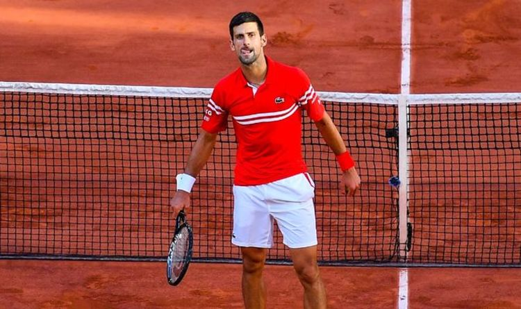 Novak Djokovic has Roger Federer Wimbledon fear - 'We would not want to see him'