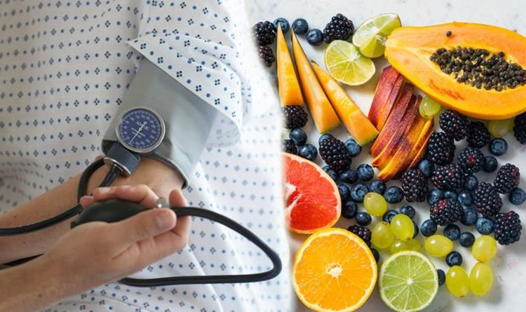 High blood pressure: Best fruits to include in your diet to help reduce hypertension risk