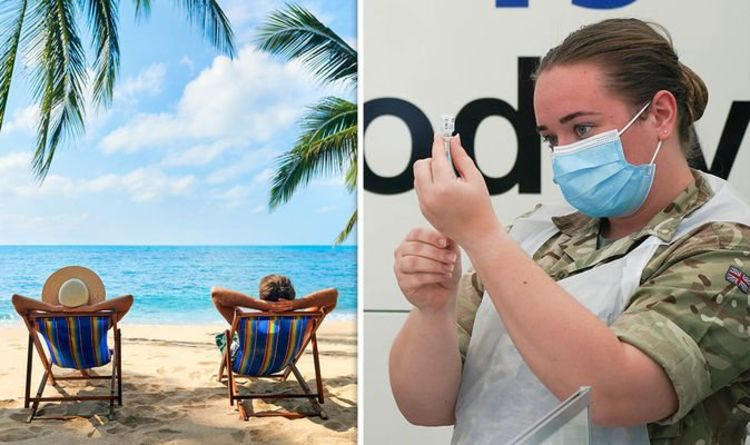 Double vaccinated Brits to skip quarantine - The 33 amber countries signed up to exemption