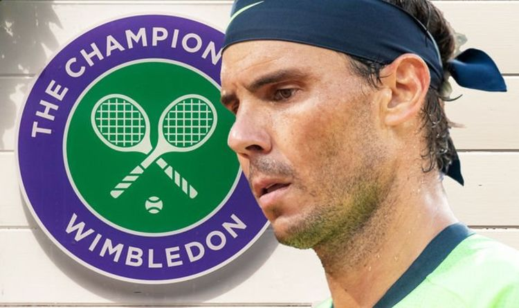 Rafael Nadal withdraws from Wimbledon and Olympic Games