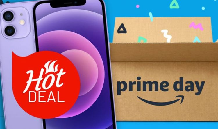 Prime Day DEAL: iPhone 12 prices slashed to a new low in epic Amazon sale event