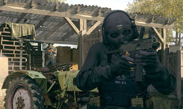 Warzone update today: Call of Duty Modern Warfare Texture Pack, Season 4 patch news